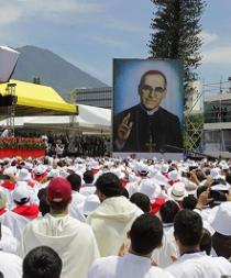 Monseñor Romero es beatificado en El Salvador ante unas 300 mil personas