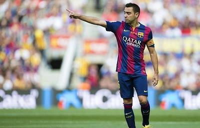 Xavi se despidió del Camp Nou y el Depor se salvó del descenso