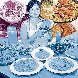 Los platos de semana santa el diario ecuador for Platos de semana santa