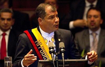 Correa: OEA debe ser foro para encuentros entre Celac y América del Norte