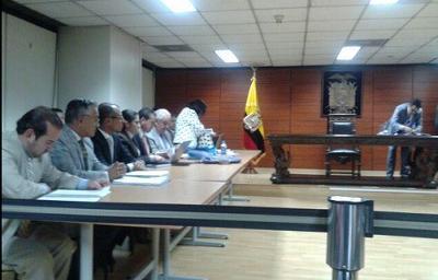 Jueza dicta prisión preventiva para Asambleísta y dos personas más