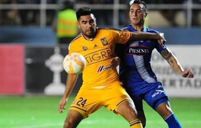 Emelec quiere 'enjaular' a los Tigres para llegar a semifinales