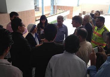 Analizan aforo del santuario que visitará el papa Francisco
