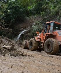 Prefectura invirtió 1 millón 400 mil dólares en emergencias viales, asegura Benítez