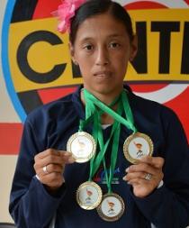Santo Domingo sumó seis medallas en torneo para personas con discapacidad intelectual