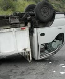 Accidente de tránsito dejó como saldo una persona herida