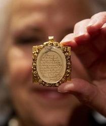 Un mechón de pelo de Mozart se vende por 53.800 dólares