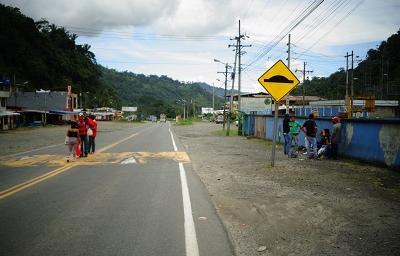 Comercio, una actividad que decae en el sector El Paraíso de Alluriquín