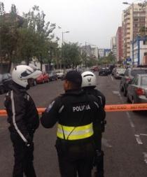 Hallan bomba debajo de automóvil del jefe del cuerpo de bomberos de Quito
