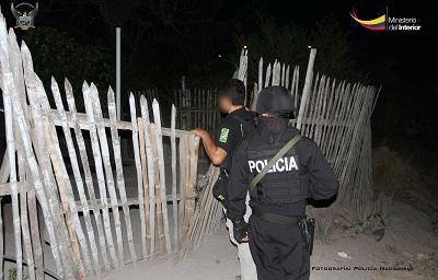 Presunto asesino del director del hospital de Calceta fue capturado