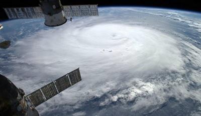 La tormenta Andrés se convierte en huracán en aguas del Pacífico