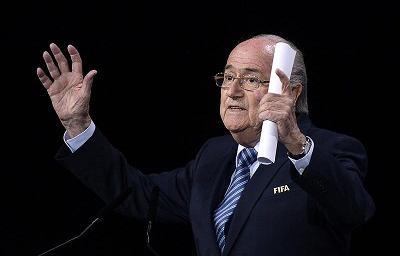 Joseph Blatter, reelegido para quinto mandato al frente de la FIFA