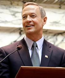 Exgobernador O'Malley anuncia oficialmente su candidatura a la Casa Blanca