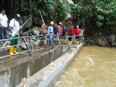 Municipio de Santo Domingo recibirá 205 mil dólares para obras emergentes