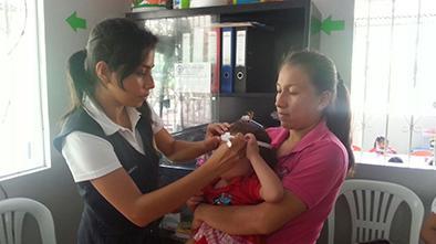 Brindan atención médica en CIBV