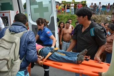 Menor de edad muere arrollado por un tanquero
