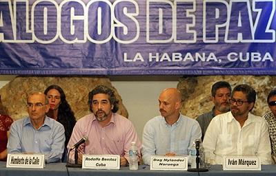 Colombia y las Farc crearán comisión de la verdad