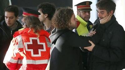 Rabia y dolor por retraso en la entrega de cuerpos de víctimas de Germanwings
