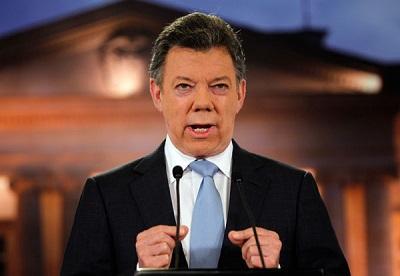 Presidente de Colombia lamenta 'horrible' secuestro de niña y espera pronta liberación