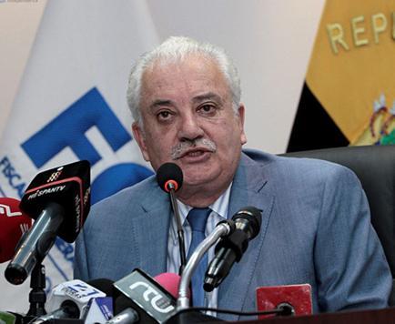 Fiscal pedirá informe sobre Ecuador en caso FIFA