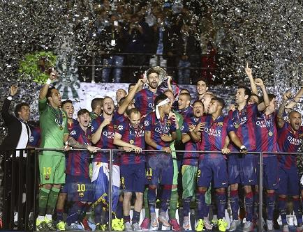 FC Barcelona es el nuevo campeón de la UEFA Champions League