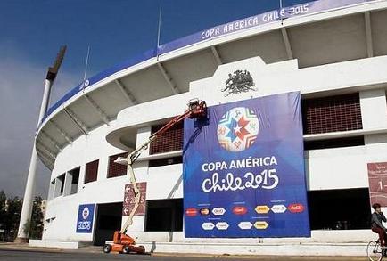 Pirotecnia y acrobacias protagonizarán 'moderna' inauguración de Copa América