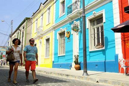 Calculan en Chile 110 mil turistas y 60 millones de dólares por Copa América