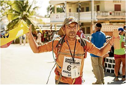 Deportista recorrerá hoy 100 kilómetros en un día