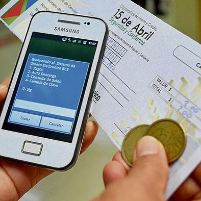 Entidades difunden uso del dinero electrónico