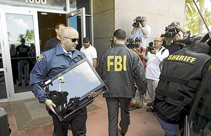 FBI investiga contratos vinculados a Mundial 2014