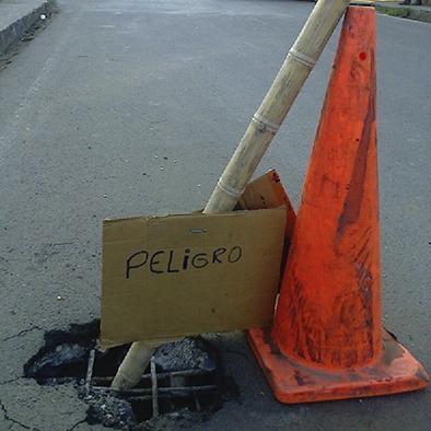 Puente Velasco Ibarra ya cumplió su vida útil