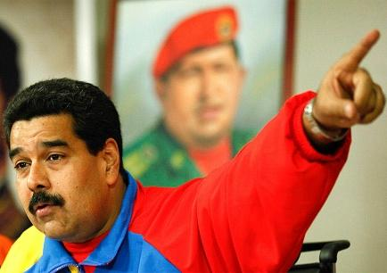 Maduro repudia 'intervencionismo' tras llegada de Felipe González