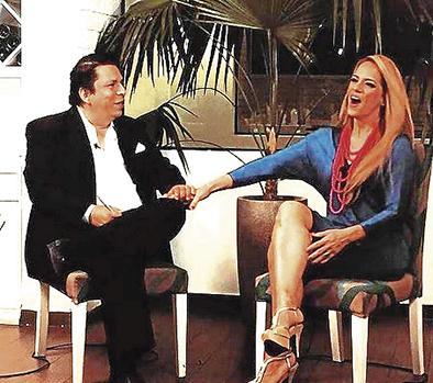 Ángelo Barahona con nuevo programa