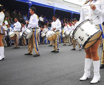 Cambios en el desfile