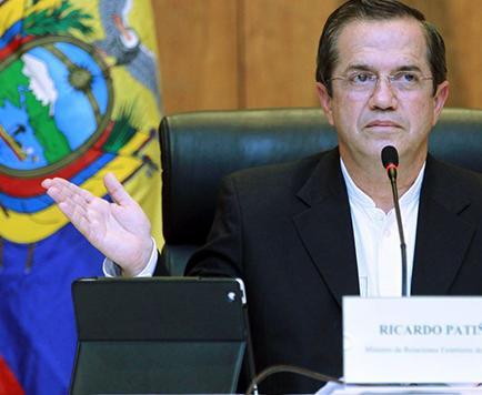 """Es """"injustificado"""" que se pida visado a los migrantes ecuatorianos"""