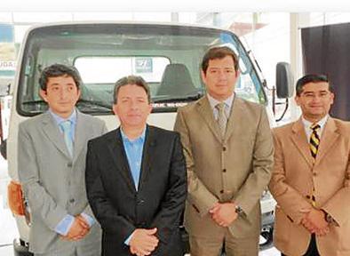 Hyundai presento nuevo modelo de camion