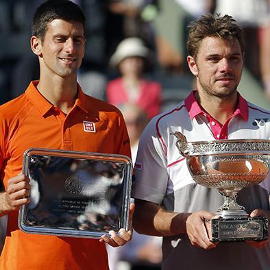 Wawrinka se corona campeón en Roland Garros