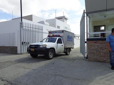 Cadáver de colombiano que se suicidó en Manta será llevado a Bogotá