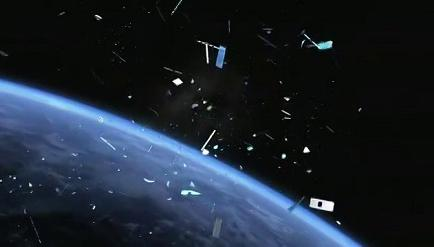 China crea un centro para controlar la basura espacial