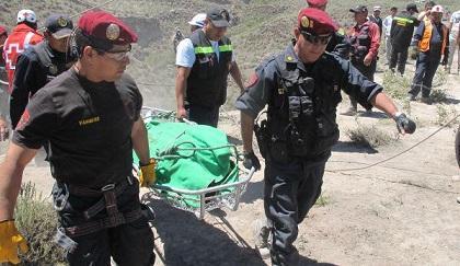 Accidente de tránsito en Perú deja 17 muertos, la mayoría niños