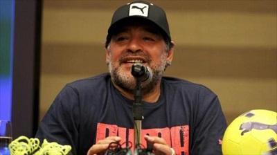 Maradona asegura que va a limpiar 'a todos' si lo nombran vicepresidente de FIFA
