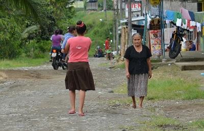 Falta de agua afecta al barrio Vencedores