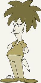 Se vengan de Bart simpson