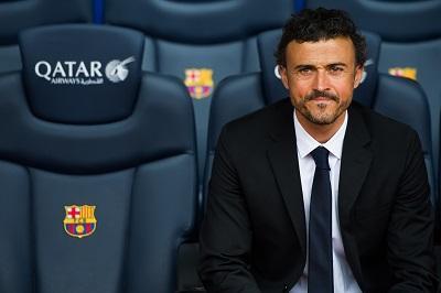 El técnico Luis Enrique seguirá en Barcelona hasta junio del 2017
