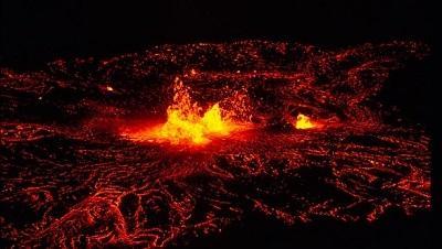 Crean método que calcula en minutos dónde surgirá el magma de un volcán