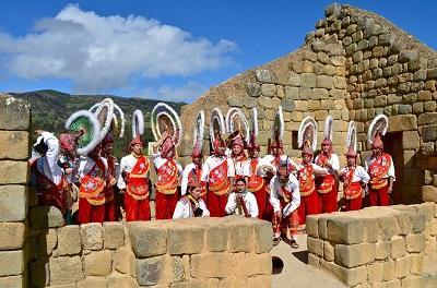 Cañar se alista para la fiesta del Inti Raymi