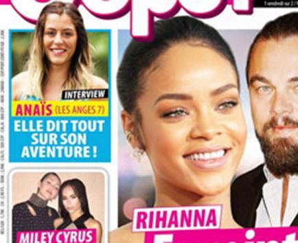DiCaprio hace demanda a una revista francesa