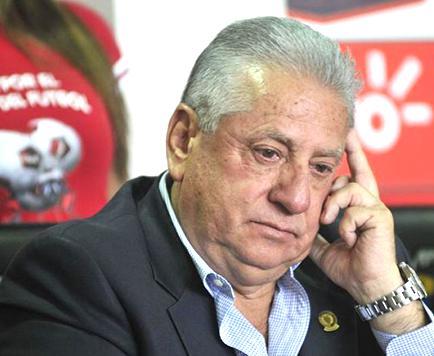 Investigarán cuentas de la FEF y de Luis Chiriboga