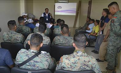 Militares participan desde hoy en control vectorial