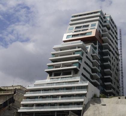 Poseidón, el hotel más alto de Manta será inaugurado en julio